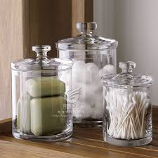 Apothecary Jars Decorating Ideas Bathroom Canisters Glass Apothecary Jars Ikea Home Design 100 Cool 78