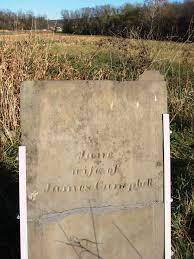"""Jane """"Jannie"""" Knox Campbell (1744-1840) - Find A Grave Memorial   Jane,  Campbell, The rev"""