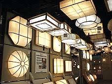 japanese style lighting. Japanese Style Light Lighting