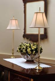 crystal buffet lamps for sale small candlestick stick pier one stick buffet lamps u19