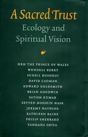 finding the locus between faith and ecology one country thoughtful people have always understood the connection between nature and spirituality but in terms of an explicit connection between organized religion