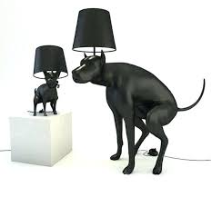 office lamp. Office Floor Lamps Resin Dog Poo Hall Bedroom Lamp Modern Unique Creative Personality Laden .