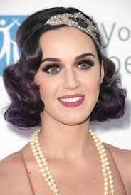 katy perry flapper makeup design