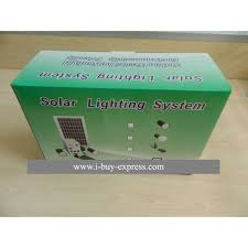 Use Affordable Solar Powered Portable Lights And Home System Solar Powered Lighting Systems