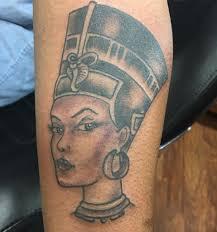 Fun Water Lucky13rva Tattoo Nefertiti Rev Phule Flickr