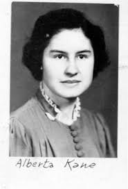 Alberta Marie Kane Van Baale (1922-1978) - Find A Grave Memorial
