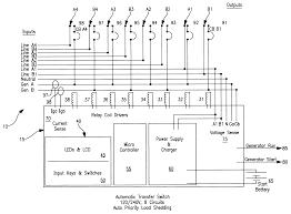 home generator transfer switch wiring diagram radiantmoons me gentran transfer switch wiring diagram at Generator Manual Transfer Switch Wiring Diagram