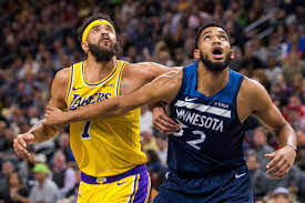 Lakers vs. Timberwolves Preview, Game Thread, Starting Time and TV  Schedule: Can Tyson Chandler help L.A. keep the Minnesota off the boards? -  Silver Screen and Roll