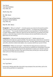 7 How To Start A Cover Letter Incidental Report