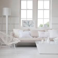 40 Serene All White Living Room Design Ideas Rilane New White On White Living Room Decorating Ideas