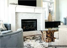 luxury glass tile fireplace surround and glass tile fireplace surround 44 glass tile fireplace surround ideas
