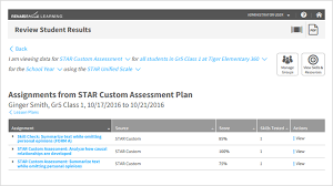 Star Reading Scores Chart Star 360 Reports K12 Assessment Reports Renaissance