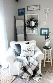 How To Make Your Home Cozy Farmhouse Style More. Living Room Corner ...