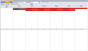week time schedule template microsoft access employee scheduling database template