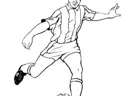I Love Soccer Coloring Pages Goal Page At Free Printable Sheets