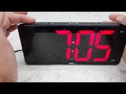 ОНЛАЙН ТРЕЙД.РУ <b>Настольные часы BVItech BV</b>-475R сетевые ...
