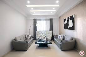 False ceiling lighting Interior False Ceiling Lights Livspacecom Stunning New False Ceiling Lights Take Centre Stage In Interiors
