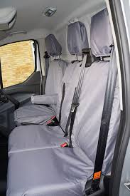 van seat cover ford transit example