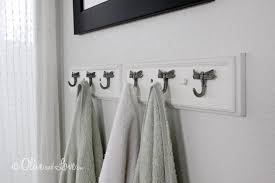 towel hooks. Hooks Vs Rods Bathroom Organization Towel I
