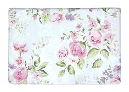 pink rose rug floor mat vintage pink rose elegance flower print non slip rugs carpets for pink rose rug