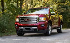 Chevrolet Colorado, GMC Canyon Lose Their Manual Transmissions - The ...