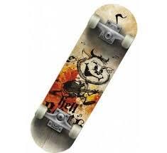 Мини-<b>скейтборд CK Hellboy Jr</b> купить Киев, низкая цена ...