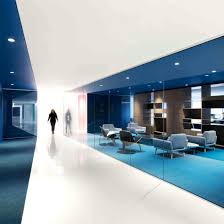 nice small office interior design. Marvelous Headquarters By Includes Brightly Coloured Office Decorating Small Interior Design Ideas In India Nice A