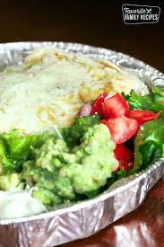 cafe rio sweet pork burrito copycat recipe