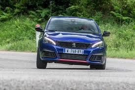 2018 peugeot 308 gti. brilliant 2018 peugeot 308 gti review  front intended 2018 peugeot gti t