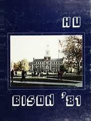 Howard University - Bison Yearbook (Washington, DC), Class of 1981, Cover