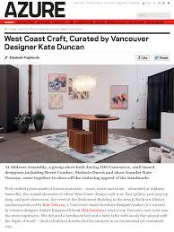 Designers West Magazine Address Design Show