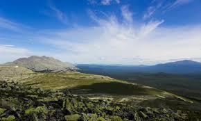 Уральские горы Ураловед Главный Уральский хребет на территории Пермского края