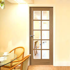 interior doors with glass panels architecture nice wood door glass panel for your interior home inspiration