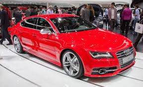 audi a7 2015 red. 2013 audi s7 40t official photos and info a7 2015 red