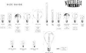 lightbulbssizerange globe light bulb sizes h33 bulb