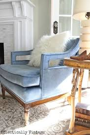 decorating styles changing with the timey new love for blue blue velvet chairsblue