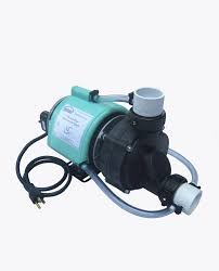 whirlpool bath pump with barbed unions