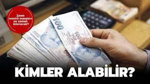 Zamlı emekli maaşları ne zaman yatar? Emekli maaşları ne zaman ödenecek?  İşte detaylar...