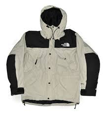 North Face Puffer Jacket Size Chart Vintage 90s The North Face Mountain Guide Gore Tex Jacket