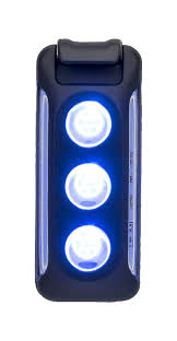 Nathan Lux Strobe Rx Safety Light Nathan Lux Strobe Rx Clip On
