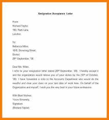 Heartfelt Resignation Letter Delectable 48 Resign Letter Format Pdf Retailresumes Resignation