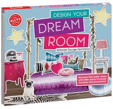 Create Your Own Room Design amazon klutz design your dream room toy klutz toys & games 2157 by uwakikaiketsu.us
