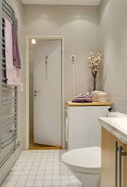 Towel Rack Placement In Bathroom Modern Minimalist Apartment Bathroom Interior Design With Free