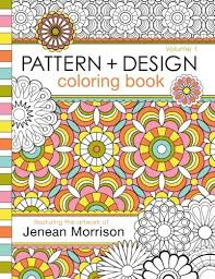 Pattern Coloring Book