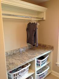 Laundry Hanging Bar Like The Storage Baskets For Different Colors Need A Space For