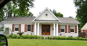 Look At This Beautiful White Washed Brick Homeu2026