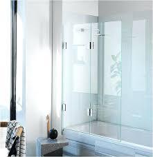 stunning folding glass shower doors bathroom glass shower doors best of bi fold glass shower door