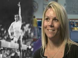 Wendy Bruce and Olympic Gymnastics | Growing Bolder®