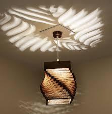 Helix Pendant Brown Ceiling Lamp