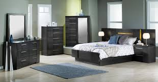 Milano Bedroom Furniture Defehr Milano King Bedroom Group Stoney Creek Furniture